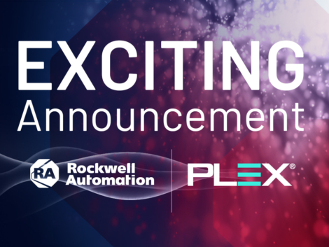 Exciting announcement Plex Systems Rockwell Automation